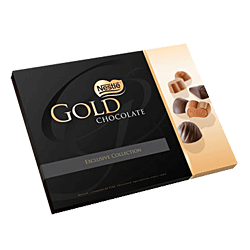 Pralinen - Nestle Gold Chocolate