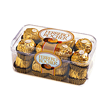Pralinen  Ferrero Rocher
