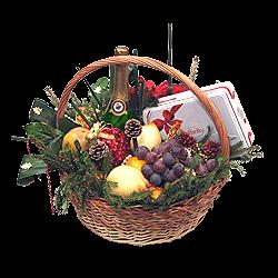 Der Weihnachtenkorb