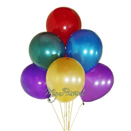 Luftballons in Samara