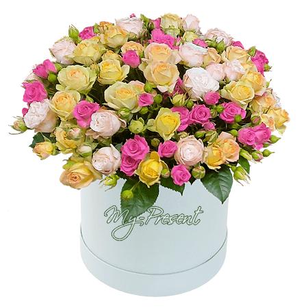 Rosen in einer Box